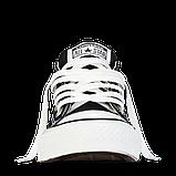 Кеды  (черно-белые низкие), фото 8