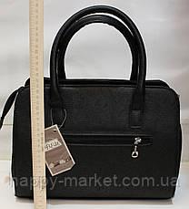 Сумка женская классическая каркасная Fashion Перфорация 17-1425-2, фото 2