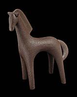 """Статуэтка N264/A """"Конь"""" 23 см, коричн."""