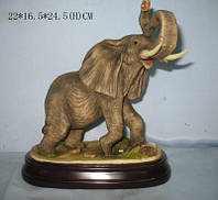 Статуэтка Слон FA6598, высота 24,5 см