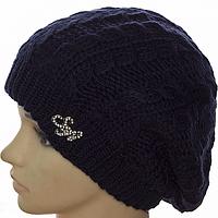 Женская шапка берет