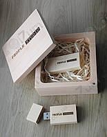 Флешки с печатью логотипа для фотографа