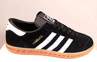 Кроссовки мужские замшевые Adidas Hamburg AD0059