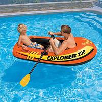 Intex Интекс  58331 Лодка в наборе насос и весла Explorer