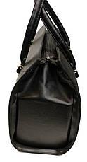 Сумка женская классическая Moschino замшевая 211-3, фото 3