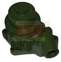 Водяной насос без шкива на двигатель John Deere, 130-41 [Bepco]