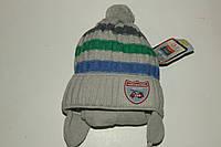 Комплект на мальчика шапка+шарф Польша.