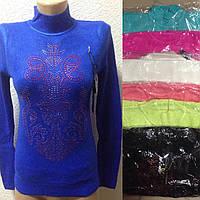 Женский свитер кашемировый оптом