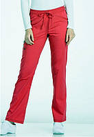 Женские Медицинские Брюки Med-Expert 106 Low Rise Straight Leg Drawstring Pant