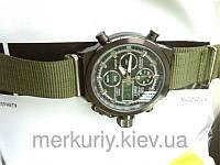 Наручные водонепроницаемые ударопрочные армейские часы АМСТ (AMST) Киев