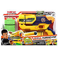 X-Shot Детский бластер Small Hurricane (10 патронов) от 8 лет ТМ Zuru 3693