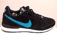 Кроссовки мужские замшевые Nike NI0140