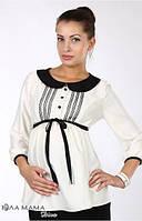 Блуза для беременных Camilla р. 44-48 ТМ Юла Мама N14-7.12.2