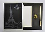 Набор 4-х скретч-открыток Париж, фото 9