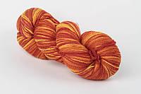 Пряжа Aade Long Artisric Yarn 8/2 Огонь