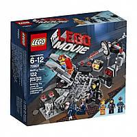 Конструктор Лего 70801 LEGO Movie Плавильня