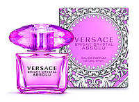 Женская парфюмированная вода Versace Bright Crystal Absolu (Версаче Брайт Кристал Абсолю)