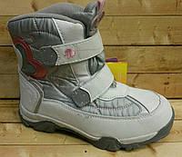 Детские зимние ботинки Tom.M размеры 32-36