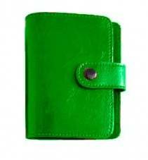 Визитница Бриск 24 карты ВВ-4 Sarif зеленый