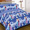 Комплект постельного белья для девочек Frozen