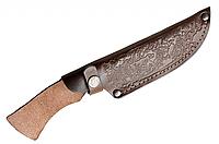 Чехол для охотничьего ножа  на кнопке  190 мм