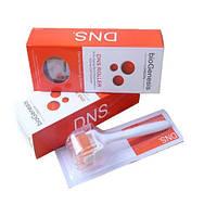 Мезоролллер DNS LONDON 200 титановых игл с позолотой