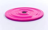 Диск здоровья металлический Грация d-28см UR FI-3796 (металл, толщина-1,1см)