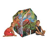 """Детская игровая палатка """"Дом динозавров"""" ТМ Five Stars 434-14"""