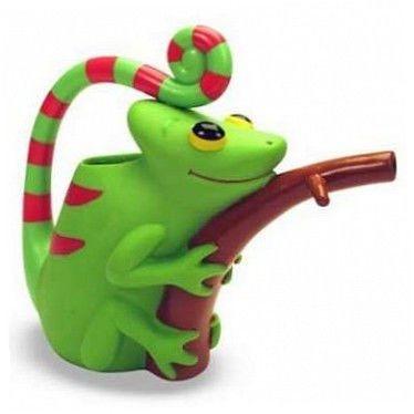 "Детская лейка ""Хамелеон Верди"" (Verdie Chameleon Watering Can) ТМ Melissa & Doug MD6260"