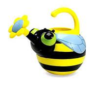 "Детская лейка ""Пчелка Биби"" (Bibi Bee Watering Can) желто-черный ТМ Melissa & Doug MD6258"
