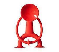 Детская силиконовая игрушка Уги взрослый (13 см) ТМ Moluk Красный 43101