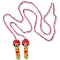 """Детская скакалка """"Молли и Болли"""" (Mollie & Bollie Ladybugs Jump Rope) ТМ Melissa & Doug MD6146"""