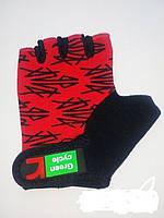 Детские защитные перчатки Green Cycle NC-2140-2013 Kids без пальцев (размер L) ТМ Green Cycle CLO-44-36