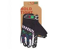 Детские защитные перчатки Green Cycle NC-2331-2014 MTB Feminine без пальцев размер ХL ТМ Green Cycle CLO-80-12
