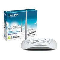 ADSL Модем TP-LINK TD-W8951ND роутер WiFi 150Mb/s маршрутизатор Vega Укртелеком интеренет по телефонной линии