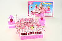 "Набор мебели для куклы Барби ""Спальня"" арт. 99001"