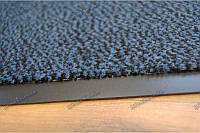 Дорожка грязезащитная Париж 120см. цвет синий, длина любая