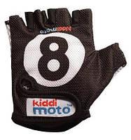 Детские перчатки Kiddi Moto, 2-4 года (черные, бильярдный шар) ТМ Kiddi Moto CLO-18-07