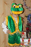 Детский карнавальный костюм Жабка мальчик - прокат, киев, троещина