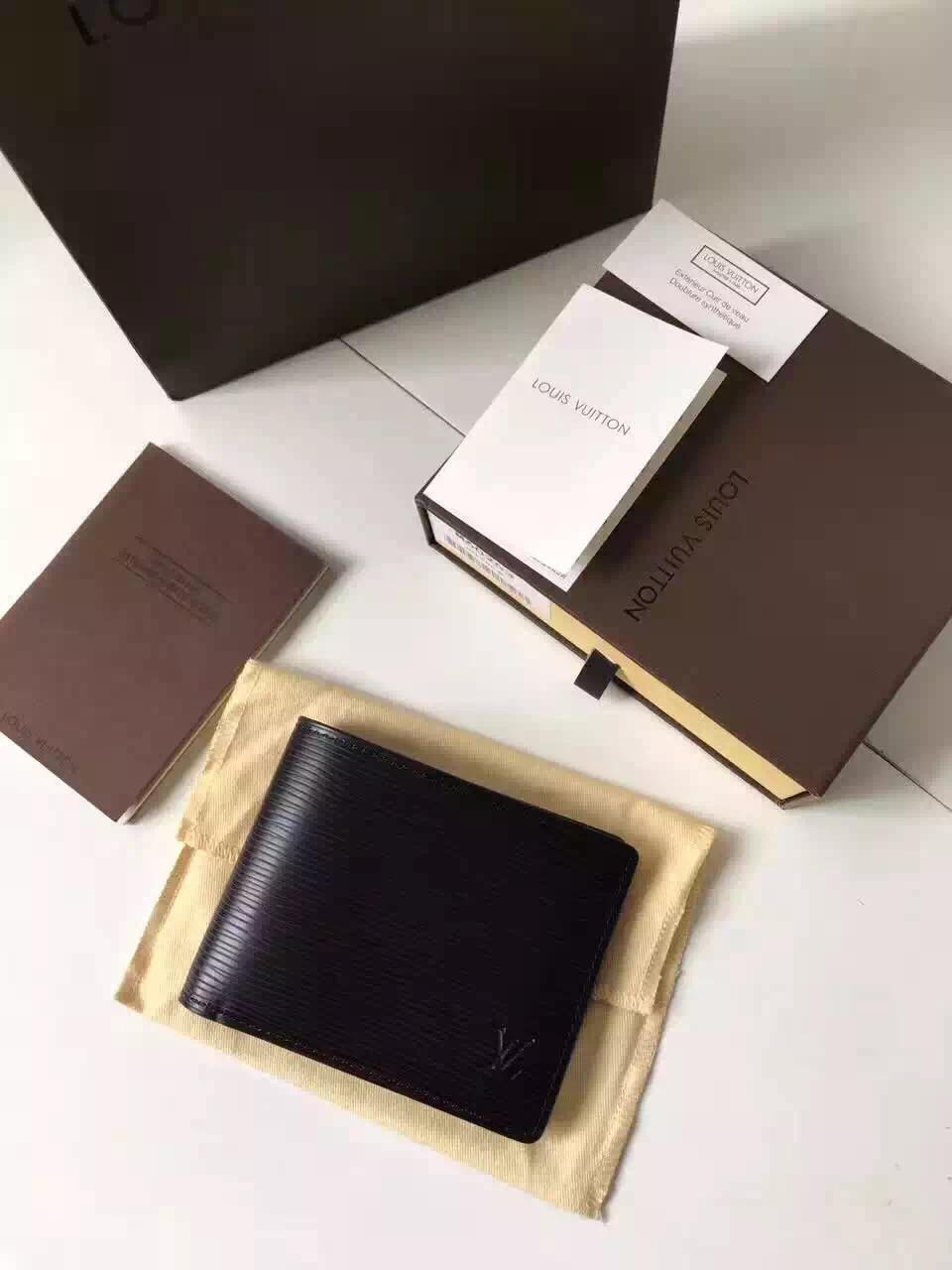 Louis Vuitton бумажник
