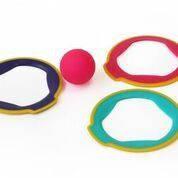 """Детский игровой набор Петанк по-новому """"RINGO"""" (3 кольца+мячик) ТМ Quut Микс 170419"""
