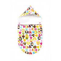 """Детский конверт зимний для новорожденного """"Королевство"""" ТМ Goforkid 9801-202-024-3"""