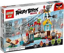 Конструктор Lepin 19004 Angry Birds Разгром Свинограда