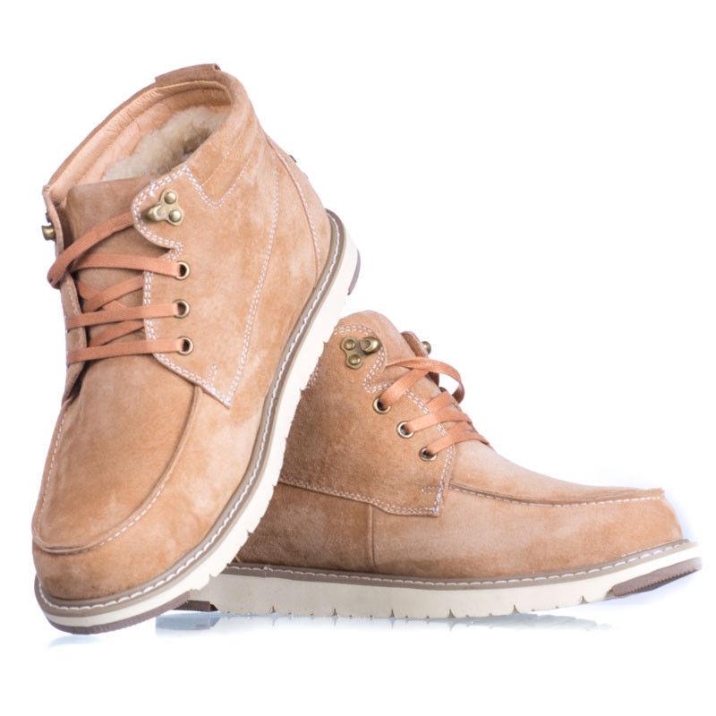Мужские ботинки UGG Beckham светлые,41,42,43,44