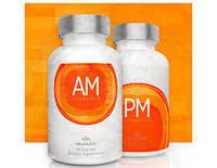 АМ и РМ Essentials - УНИКАЛЬНЫЕ биологически АКТИВНЫЕ добавки (2 баночки - 180 капсул)
