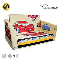 Детский мягкий диванчик-игрушка (пенополиуритан) MatroLuxe