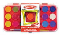 Детский набор Акварельные краски (21 цвет) ТМ Melissa & Doug MD4120