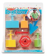 Детский набор для строительства песчаных фигур (Sandblox) ТМ Melissa & Doug MD8260, фото 1