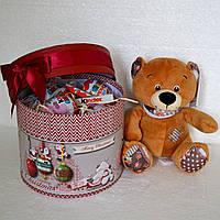 Подарочный набор к Новому году для любимой девушки