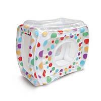 Детский надувной игровой манеж с рождения ТМ LUDI Разноцветный 2841